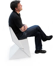 monoplanar chair